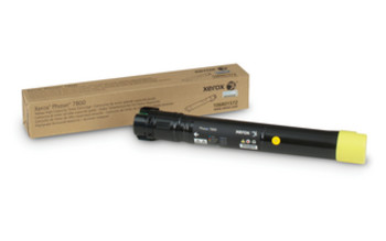 Yellow toner Phaser 7800 217,4 €